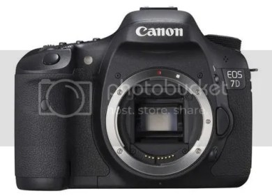 EOS 7D Replacement