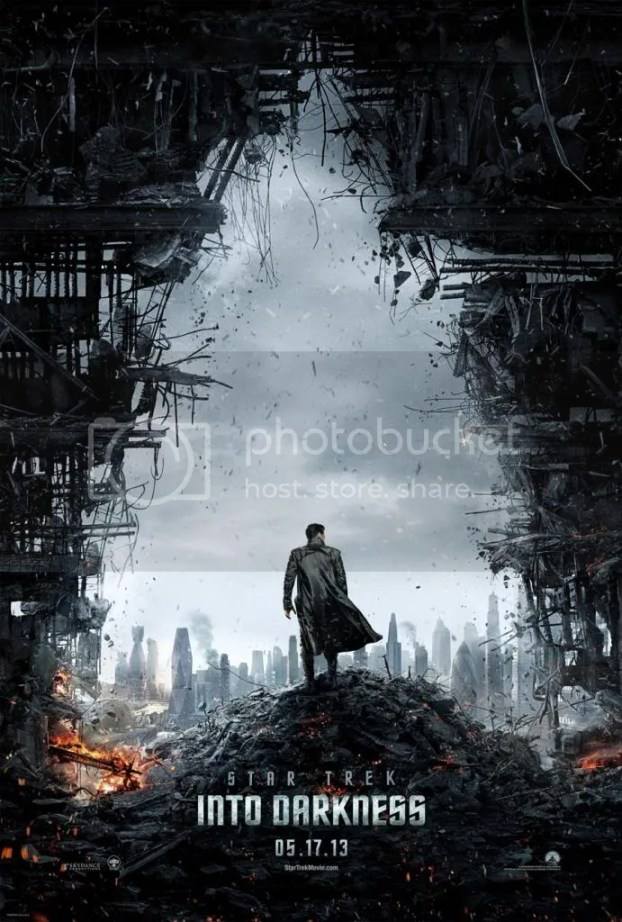 Star Trek Into Darkness Movie Teaser Poster