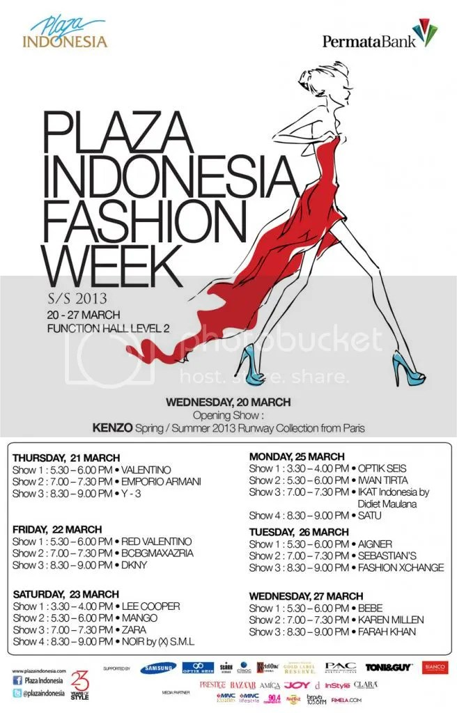 Plaza Indonesia Fashion Week