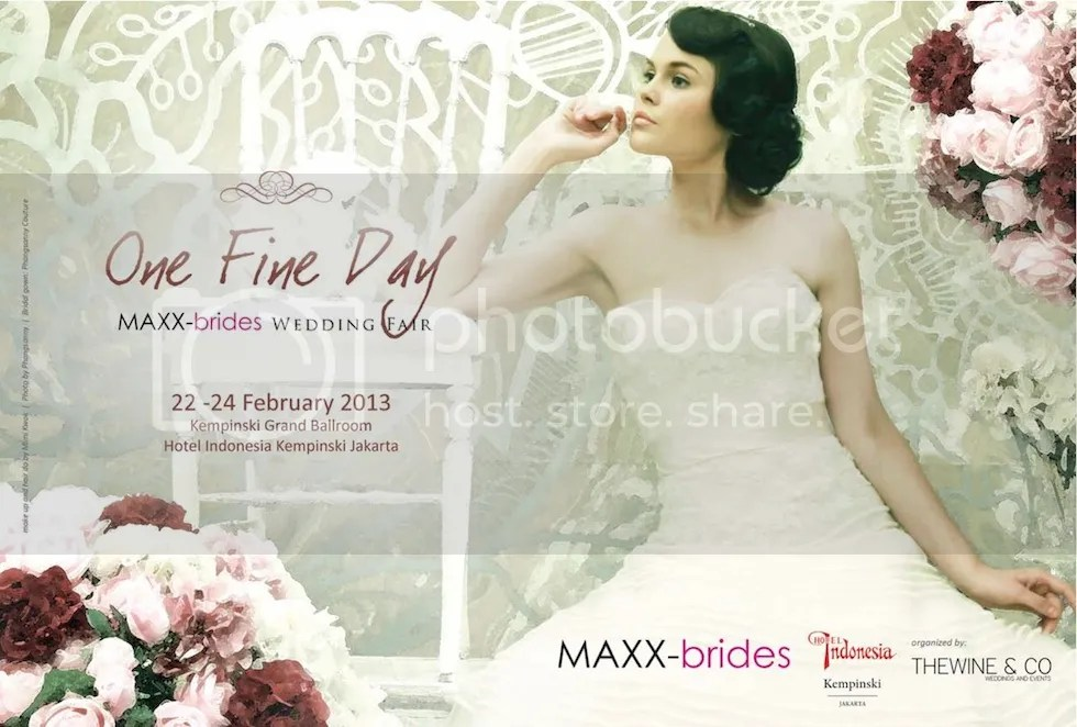 One Fine Day Wedding Fair