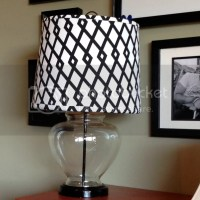 Guest Post-Glass Lamp Redo