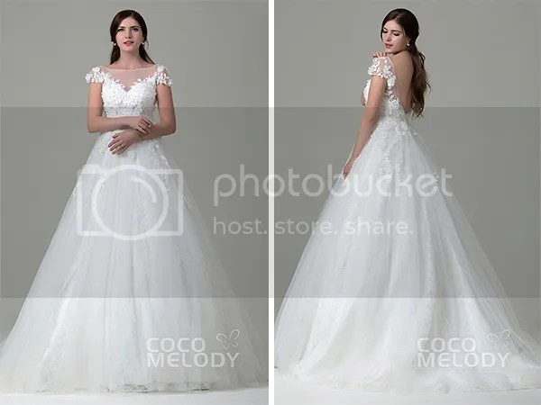 Sexy Wedding Dresses At CocoMelody