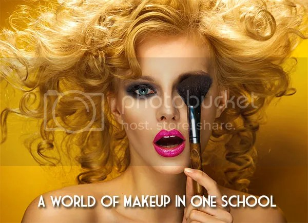 A World Of Makeup In One School