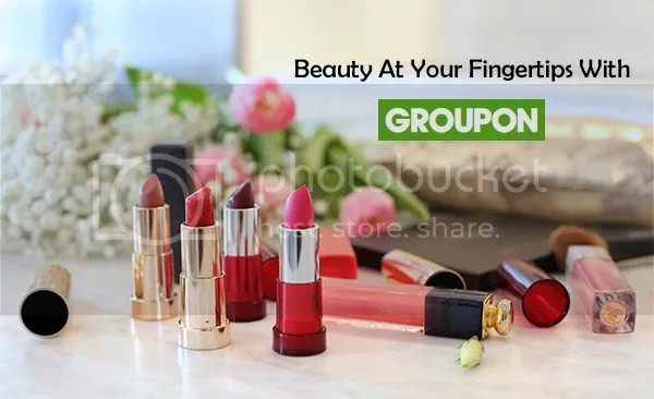 Beauty At Your Fingertips With Groupon Coupons