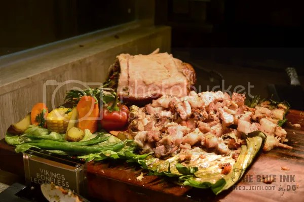 Great Food and Good Times At Vikings Bacolod - CARVING STATION