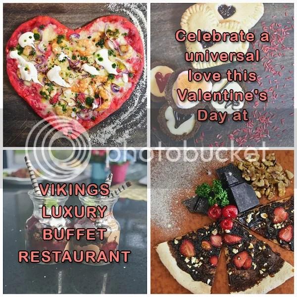 Valentine's Day Treats At Vikings Bacolod