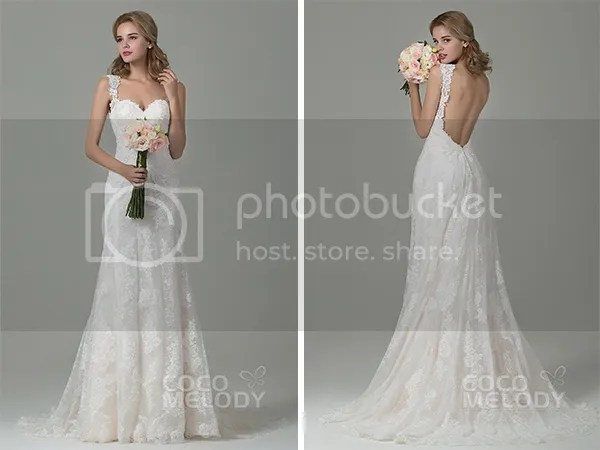 Budget-Friendly Wedding Dresses At CocoMelody