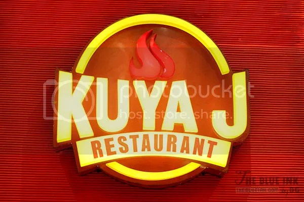 Enjoying Filipino Food At Kuya J Restaurant Bacolod