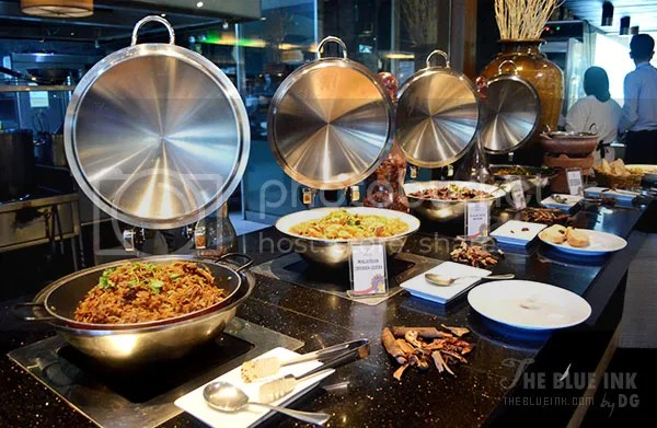 L'Fisher Hotel's 3-Day Singaporean Food Festival
