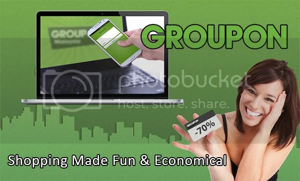 Shopping Made Fun And Economical at Groupon