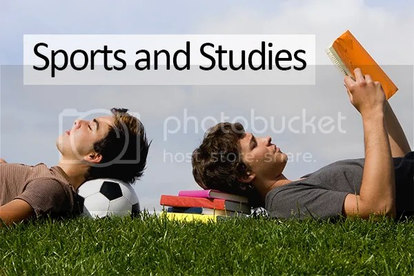 Balancing The Two S's - Sports And Studies