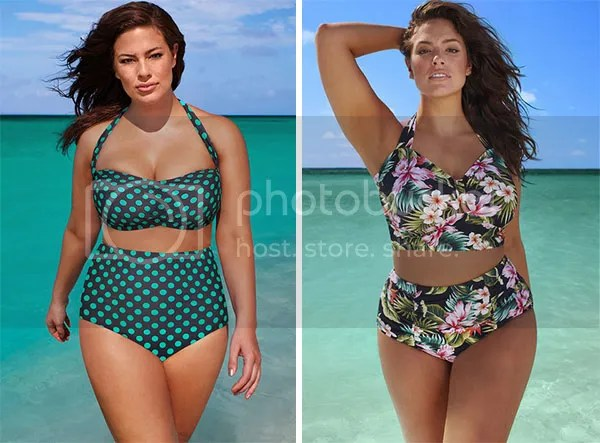 A High Waisted Bikini From An Online Retailer Will Help You Rock Your Beautiful Bod