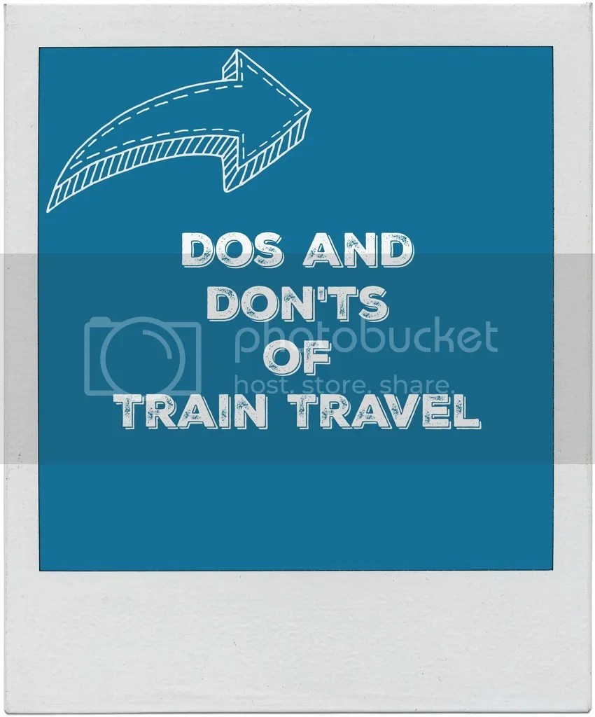 Train Travel Tips