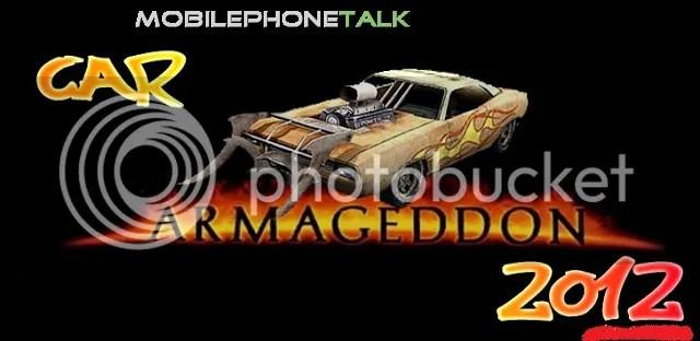 Car Armageddon 2012 v0.35 Apk Game Download