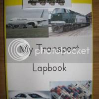 Transportation Lapbook