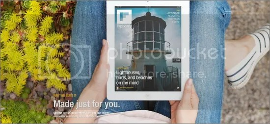 How FlipBoard Works