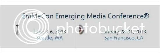 EmMeCon Emerging Media Conference