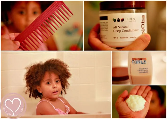 mixed hair, biracial baby, latino baby, latino family, african american baby, black baby, curly hair, curly hair routine, toddler hair, infant hair