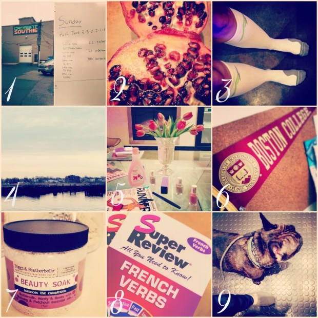 The weekend according to Instagram 2
