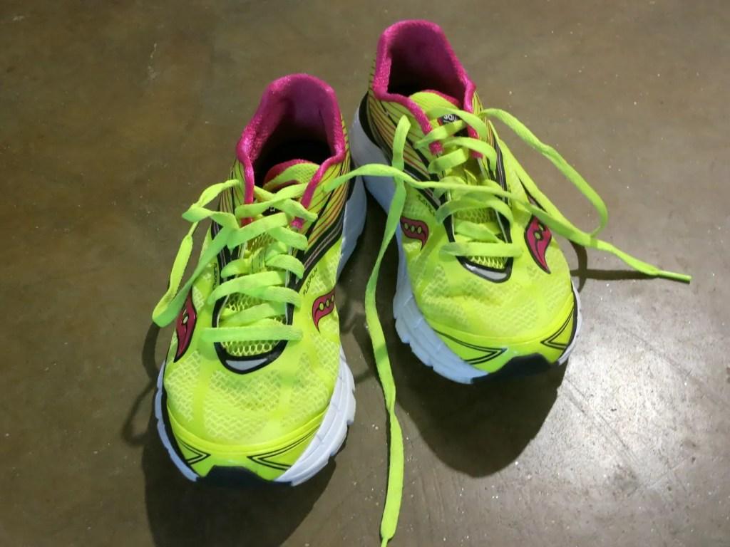 from marathoner to beginner