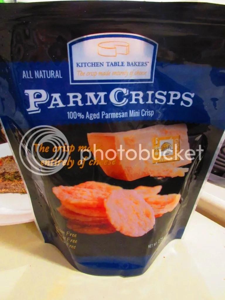 chips kitchen table bakers Kitchen Table Bakers Parmesan Mini Crisps