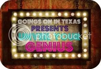 Unveil Your Genius Link Party