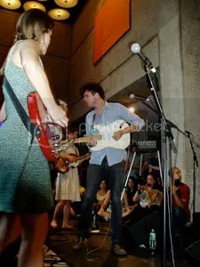Dirty Projectors and Lucky Dragons at the Whitney Museum