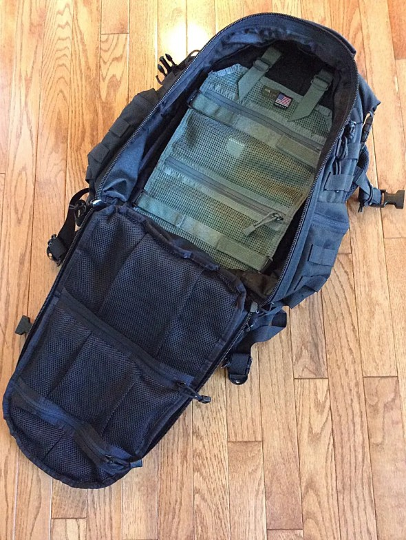 Triple Aught Design Fastpack EDC 2015 with CP-1