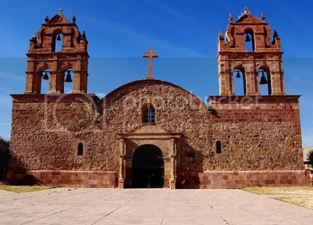 Iglesia Laja