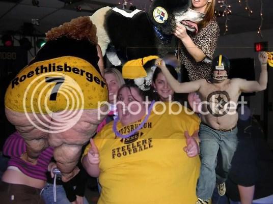 Steeler Fans