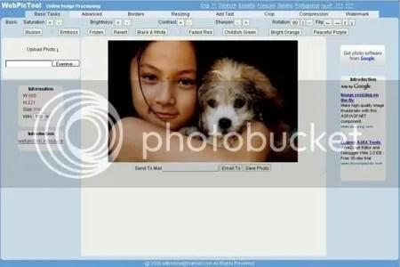 web pic tool