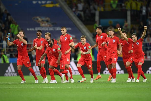 Baffled England fans are getting the lyrics to Three Lions wrong     Football s coming home   Image  Getty Images Europe
