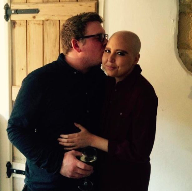 """Sam has recalled his soulmate's final moments - from her time in a hospice to his last """"goodbye"""" with her"""
