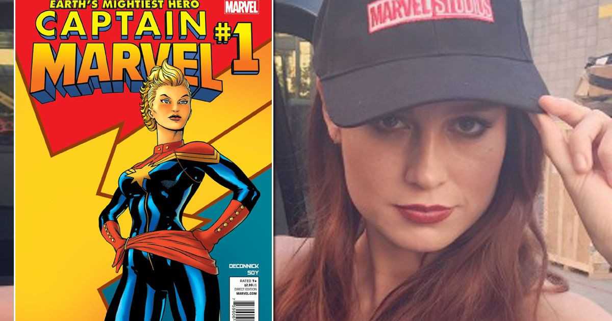 What is Captain Marvel s UK release date  Plus trailer  cast  plot     What is Captain Marvel s UK release date  Plus trailer  cast  plot details   costume theories  and everything else you need to know   Mirror Online
