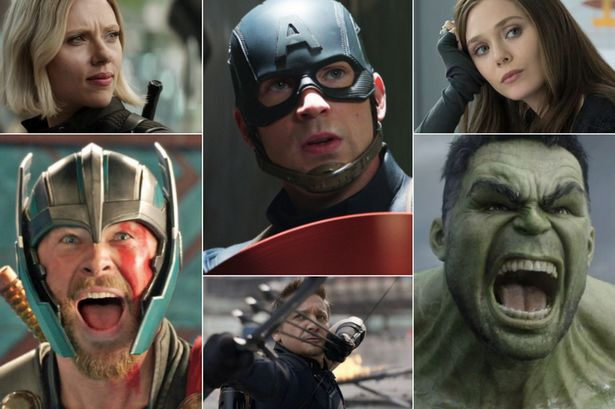 Which Marvel superhero are you  Find out which of the Avengers you     Which Marvel superhero are you  Find out which of the Avengers you re most  like with this quiz