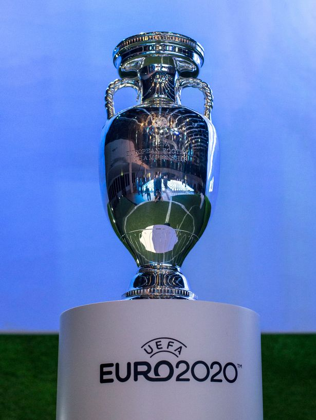 When does Euro 2020 qualifying start and when is the draw    Wales     The UEFA European Championship trophy