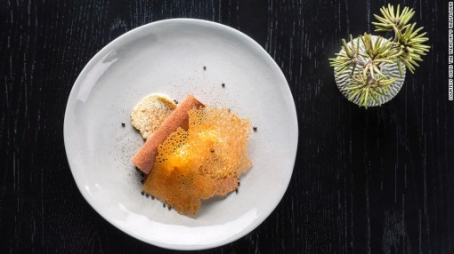 <strong>COMO The Treasury's Wildflower, Perth, Australia: </strong>Fascinated by Australia's native ingredients, executive chef Jed Gerrard designed a farm-and-forager menu to showcase the local produce according to the indigenous ethos of six seasons.