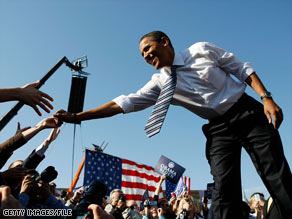 Senator Obama wins US Presidential Election