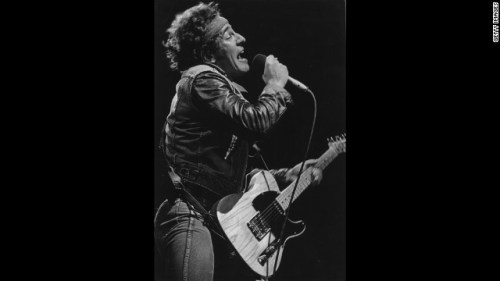 Almost 40 years after his first album, Springsteen remains a source of fascination.