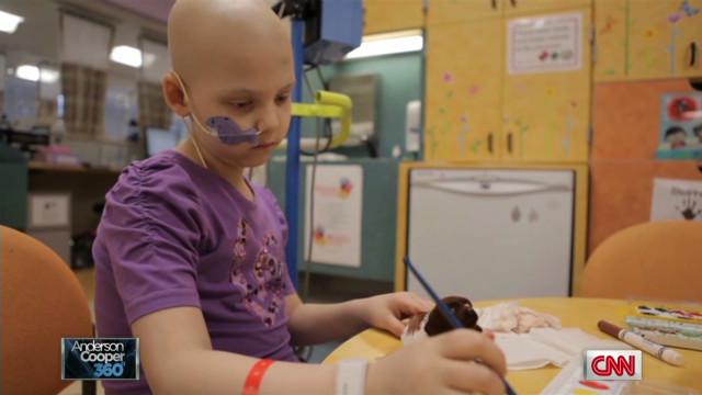 Tratamiento con VIH hace remitir la leucemia de una niña