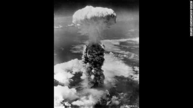 The atomic bomb the United States dropped on Nagasaki had a fraction of the potential power the bombs in North Carolina.