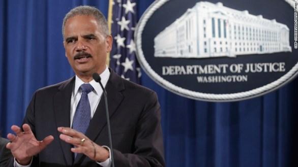 Will the Attorney General sue Ferguson's police?
