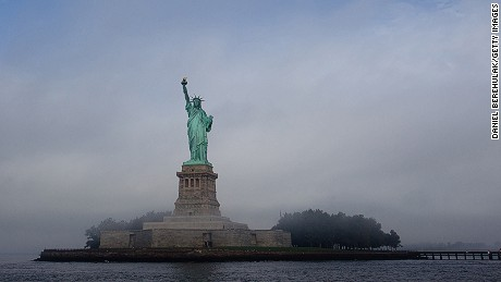 Not even Lady Liberty is immune to ageism.