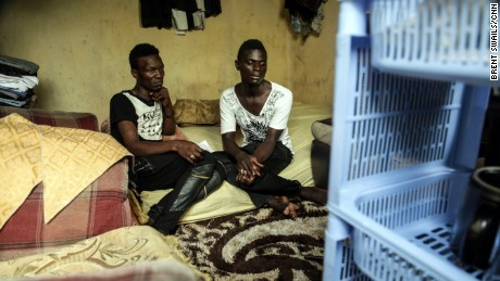 Jackson Mukasa and Kim Mukisa were put on trial for engaging in sex acts &quotagainst the order of nature.&quot