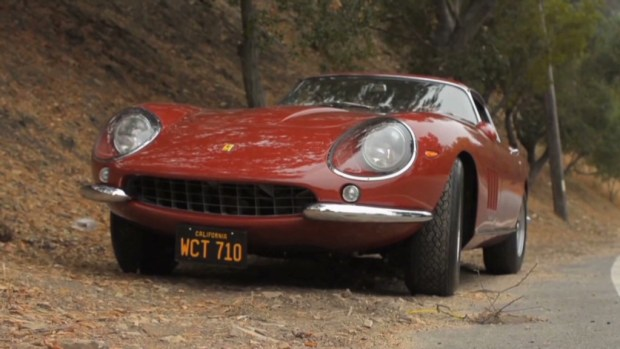 Steve McQueen's Ferrari: $  10.2M