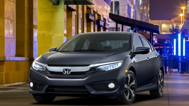 Honda Civic gets a sporty makeover