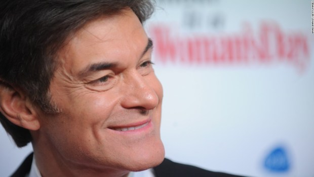 Dr. Oz to analyze Trump medical exam on TV