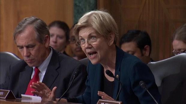 Elizabeth Warren: Wells Fargo CEO should resign