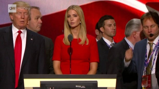 Can Ivanka Trump's brand survive the election?