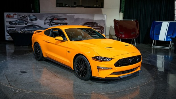 New Mustang is as good as old